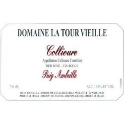 La Tour Vieille Magnum Puig Ambeille Collioure Rouge