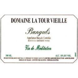 La Tour Vieille Vin de Meditation Banyuls Rancio Solera