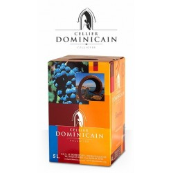 Le Cellier Dominicain, BIB Banyuls Rouge 5 L