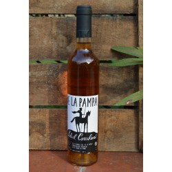 De La Pampa, Soleil Couchant, Vin de Liqueur Bio, Blanc Doux 2014