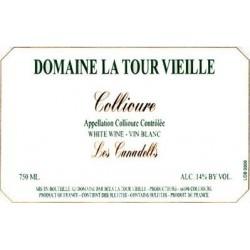 Domaine La Tour Vieille Canadells Collioure Blanc