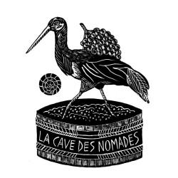 La Cave des Nomades, Ultimum Gutta, Vin de France Rouge 2016