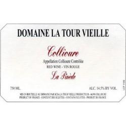 La Tour Vieille La Pinéde Collioure Rouge