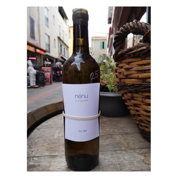 Nenu - vin de deux mains, net fruit rouge, Collioure Rouge