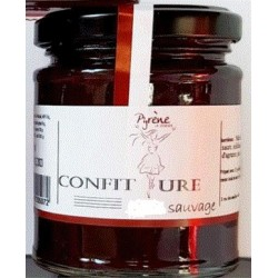 Pyrene Confiture Myrtilles sauvages 250 gr