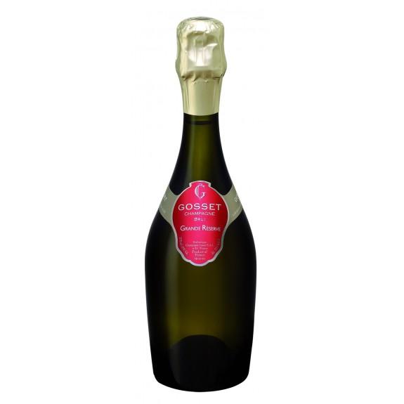 Champagne Gosset GRANDE RESERVE brut