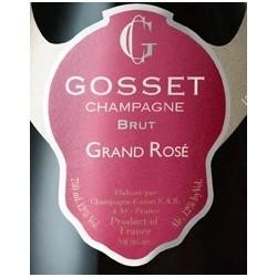 Champagne Gosset GRAND ROSE brut