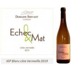 Domaine Servant Echec et Mat Blanc IGP Côte Vermeille