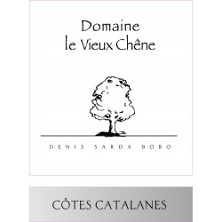 IGP Cotes Catalanes - Domaine du Vieux Chene - Rosé IGP Côtes Catalanes - 2012